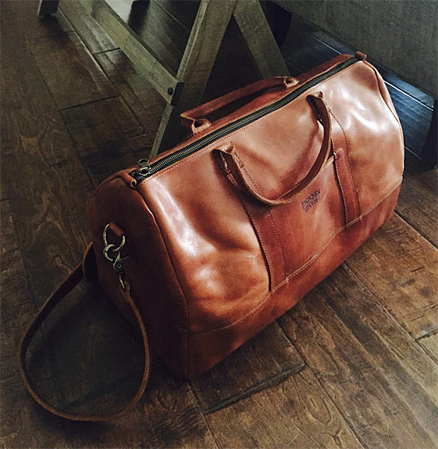 Jackson Wayne Leather Goods at werd.com