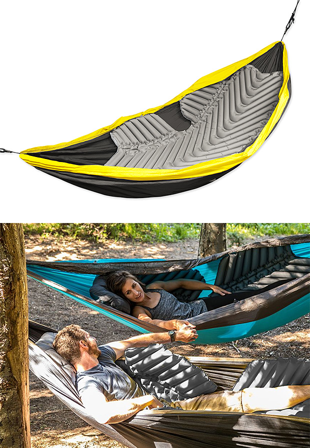 Klymit Hammock V Sleeping Pad at werd.com