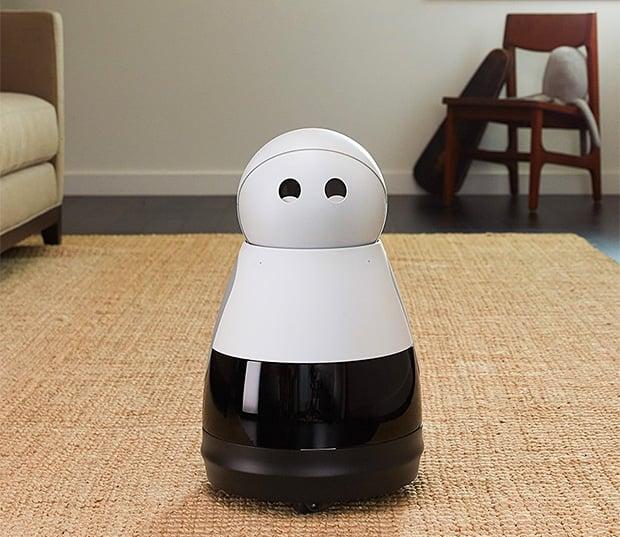 Kuri Robot at werd.com