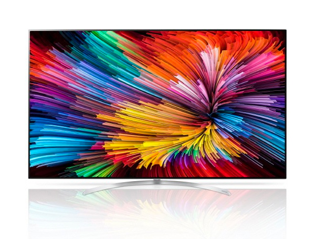 LG Super UHD TVs with Nano Cell Technology at werd.com