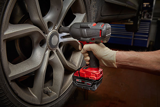 Milwaukee M18 FUEL Mid-torque Impact Wrench at werd.com