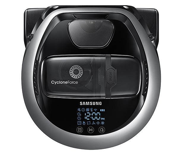 Samsung POWERbot VR7000 Robot Vacuum at werd.com