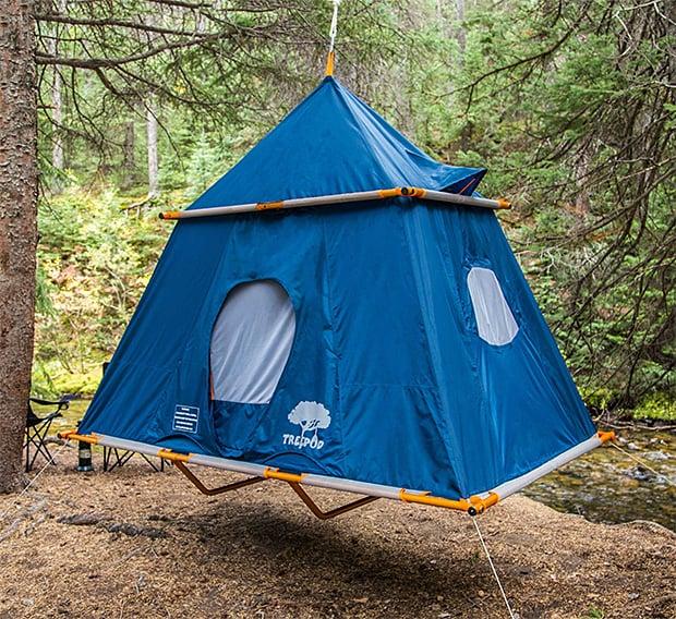 TreePod Camper at werd.com