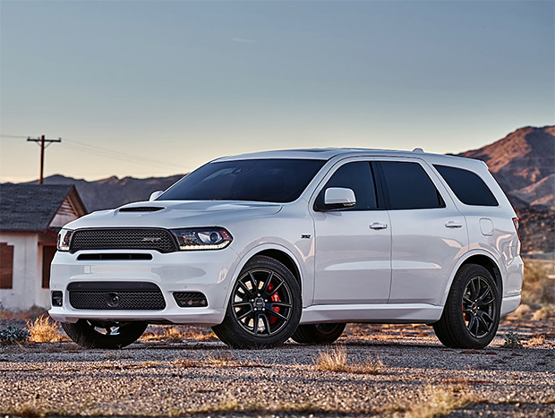 2018 Dodge Durango SRT at werd.com
