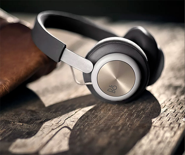 B&O PLAY Beoplay H4 Wireless Headphones at werd.com
