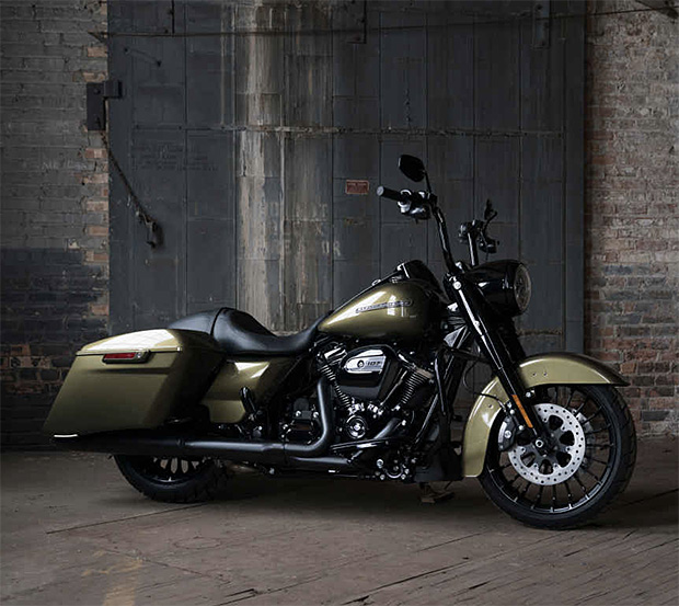 2017 Harley-Davidson Road King Special at werd.com