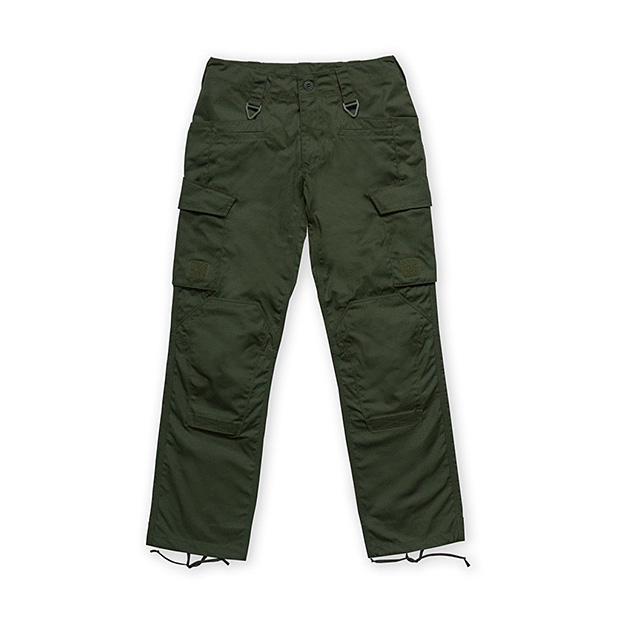 Prometheus Design Werx Offers the Odyssey Inspired by WWII Paratrooper Cargo Pants at werd.com