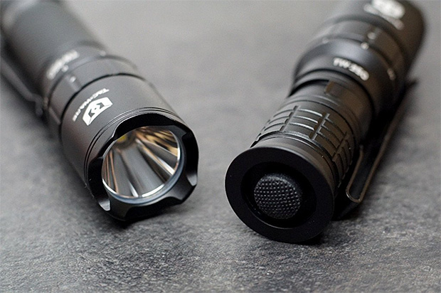 TacWare TW Series Tactical Flashlights at werd.com