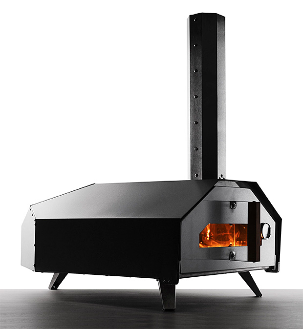 Uuni Pro Quad-fuelled Outdoor Oven at werd.com