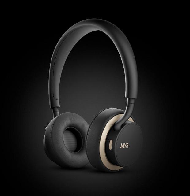 u-Jays Wireless Headphones at werd.com