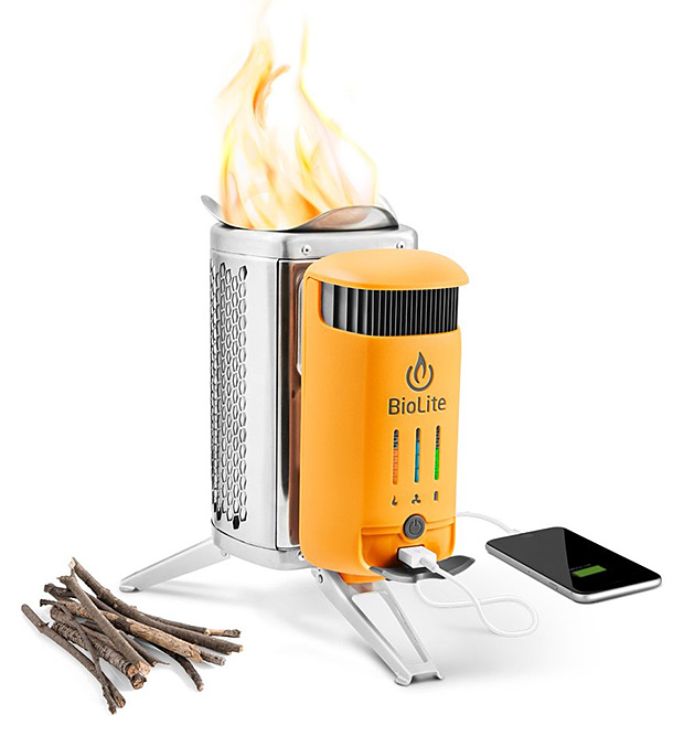 The CampStove 2 from BioLite Now Packs 50% More Power for Charging Your Devices at werd.com