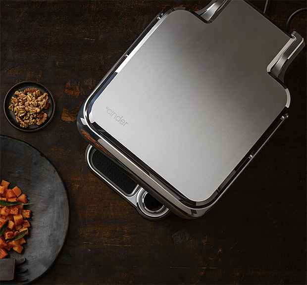 The World's First Precision Grill Delivers Gourmet Results That Make You Feel Like a Pro Chef at werd.com