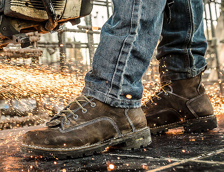 Danner's Gritstone Work Boot is a Lot Lighter But Tough As Ever at werd.com