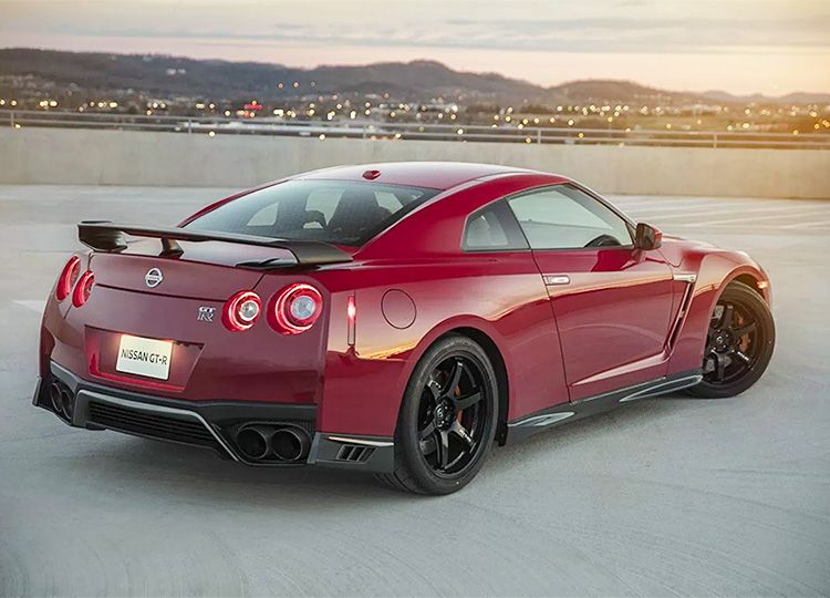 Nissan Brings GT-R Track Edition to the United States at werd.com