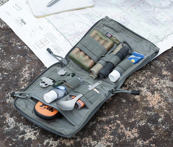 A Better Way To Pack Tactical & Tech Gear at werd.com