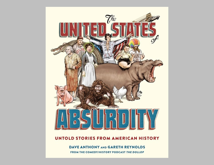 A Collection of Weird American History Most Certainly Stranger Than Fiction at werd.com