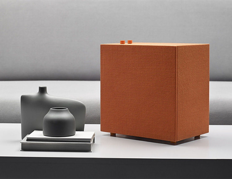 Urbanears Releases a Duo of Sharply Designed Wireless Speakers at werd.com