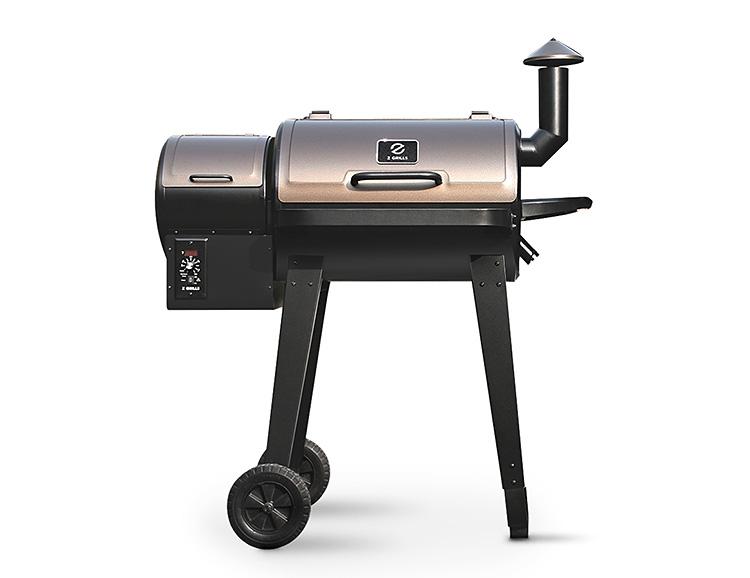 The Elite 900 Grill Combines Natural Wood Pellet Flavor & Digital Precision at werd.com