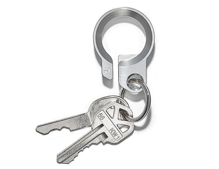 When You Want a Better Keyring, Go Grovemade at werd.com