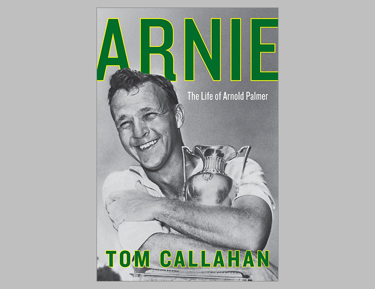 Read Up On Golf's First Icon, Arnie: The Life of Arnold Palmer at werd.com