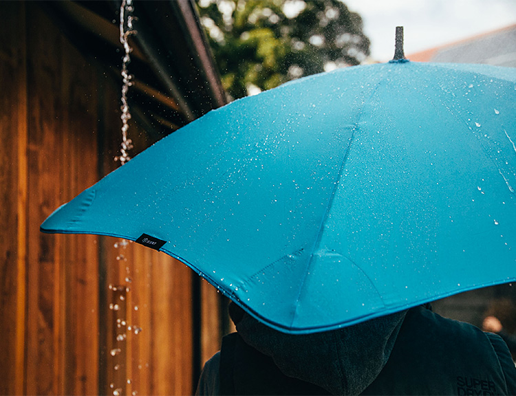 Blunt Umbrellas are Wind-Tunnel Tested & Approved at werd.com