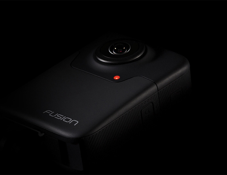 Introducing the GoPro Fusion Spherical Camera at werd.com