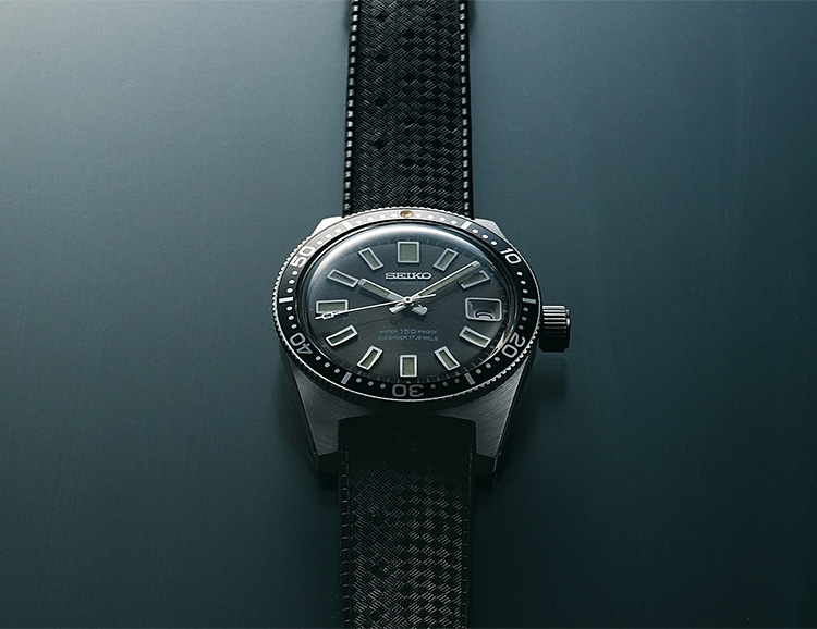 A Classic Dive Watch Revived: The Seiko 62MAS at werd.com