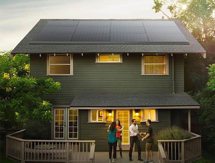 Powerful & Stylish: Tesla Solar Panels at werd.com
