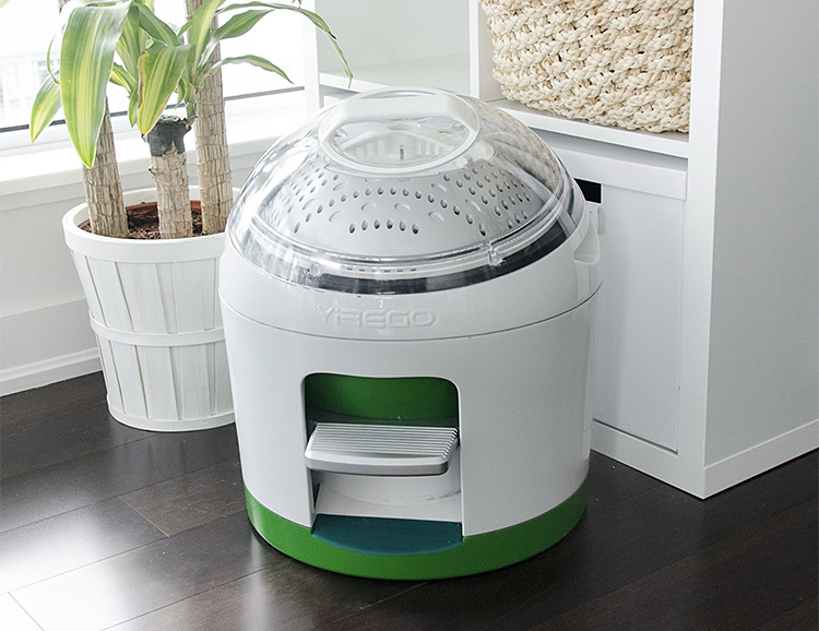 A Greener Way To Clean Your Clothes: The Drumi Washer at werd.com