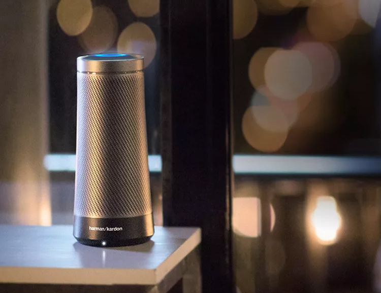 The Harmon Kardon Invoke Speaker Takes On Amazon Echo at werd.com