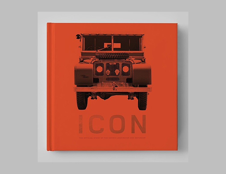 The First & Only Official Land Rover & Defender Book at werd.com