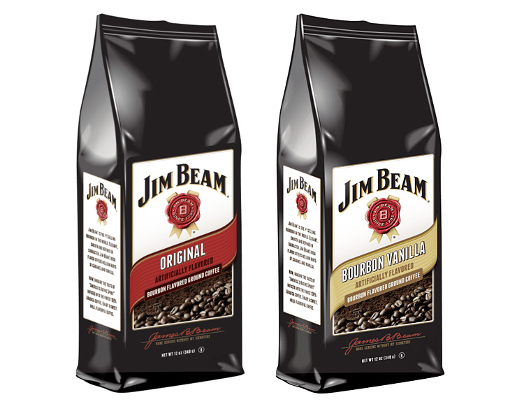 Rise & Shine with Jim Beam Coffee at werd.com