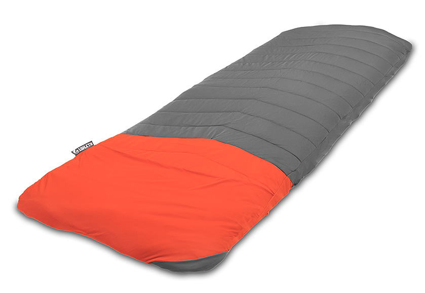 Campsite Comfort with the Klymit Sleeping Pad Sheets at werd.com