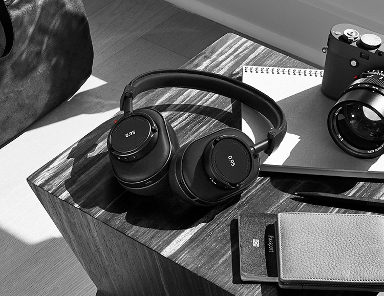 Leica x Master & Dynamic Present the 0.95 Headphone Collection at werd.com