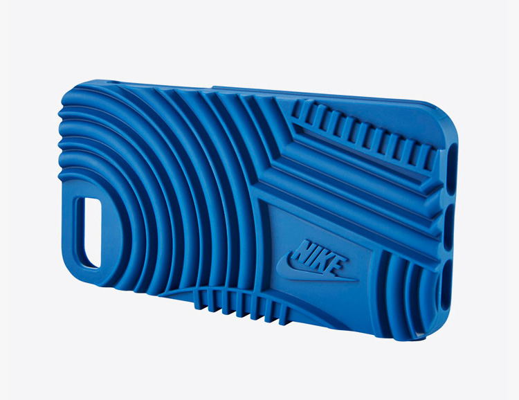 New Nike Phone Cases Feature Iconic Outsoles at werd.com