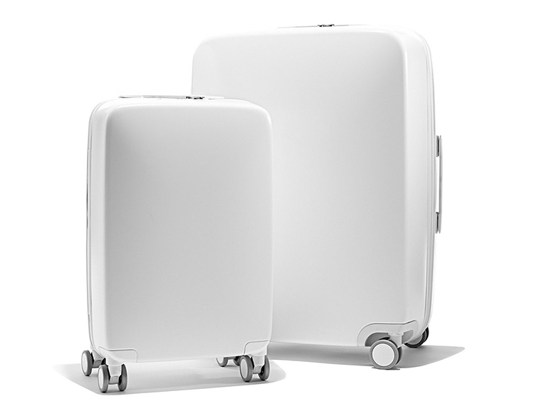 Raden Luggage Merges Style & Technology for Smarter Travel at werd.com