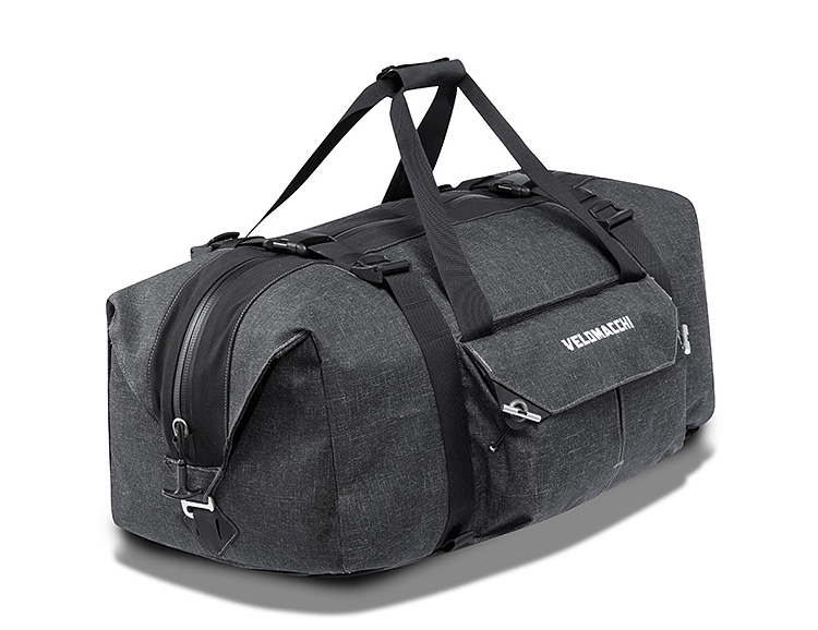 The Velomacchi Hybrid Duffle Pack is Ready to Roll at werd.com