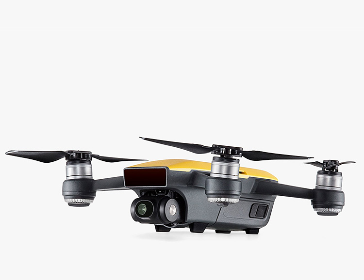 A Mini Drone With Gesture Control: The DJI Spark at werd.com