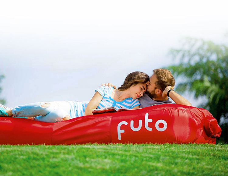 For Serious Chilling, Futo is the Ultimate Air Mattress at werd.com