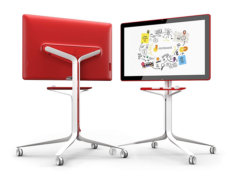 A Digital Whiteboard & So Much More: Google Jamboard at werd.com