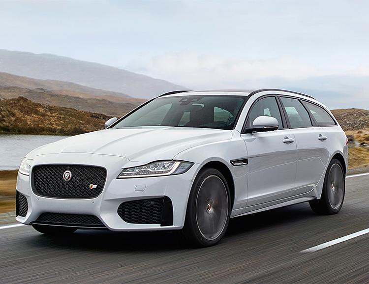 Jaguar XF SportBrake is Coming to the U.S. at werd.com