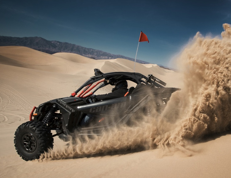 Can-Am Adds 18 For 18 in the Forthcoming Maverick X3 Turbo R at werd.com