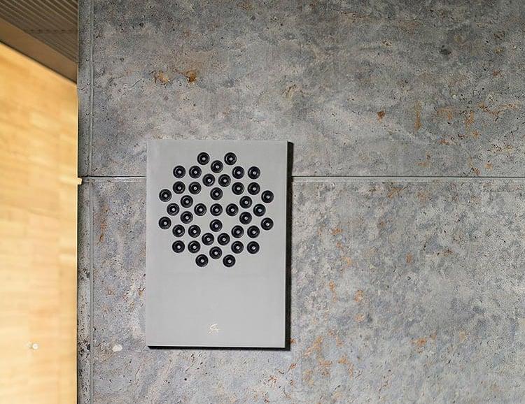 Concrete Audio F1 Speakers Are Heavy On Performance at werd.com