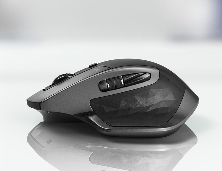 Logitech's Newest MX Master is a Powerhouse Mouse at werd.com