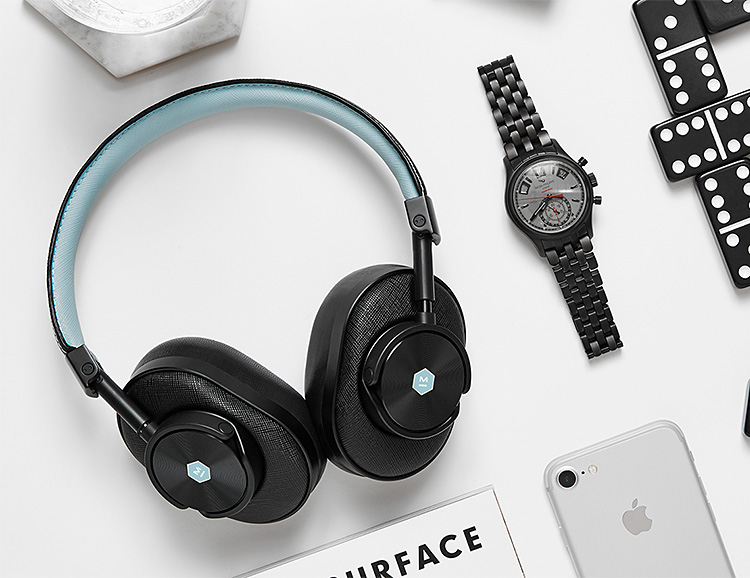 Master & Dynamic x Bamford Watch Department Limited MW60 Headphones at werd.com