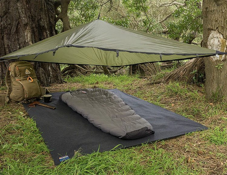 The PDW Technical Picnic Blanket Keeps You Covered at werd.com