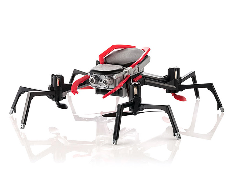 Get Spider-Man's Official Movie Edition Spider Drone at werd.com