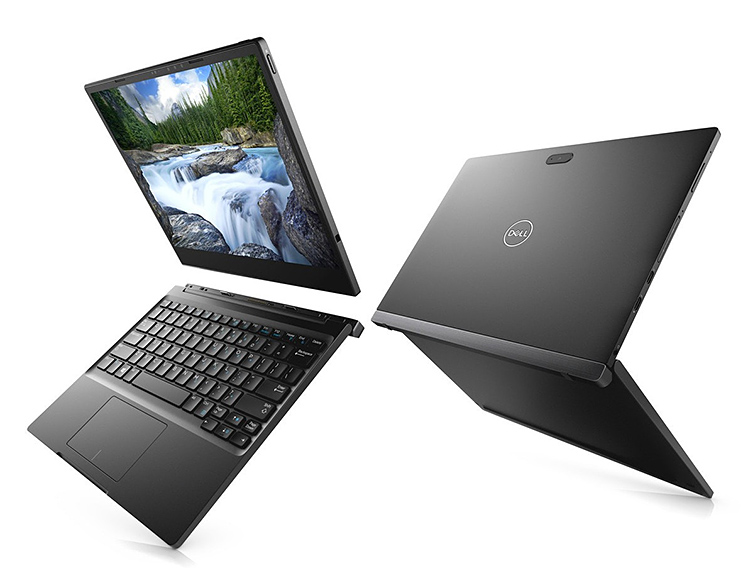 Dell Announces Latitude 7285 Laptop With Wireless Charging at werd.com