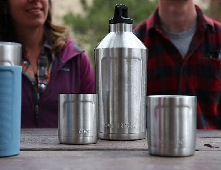 Fill Your OtterBox Elevation 64 Growler & Go at werd.com
