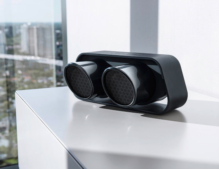 This Porsche Design Speaker Sounds Almost as Sweet as a 911 at werd.com